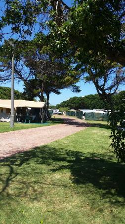 Glentana Caravan Park