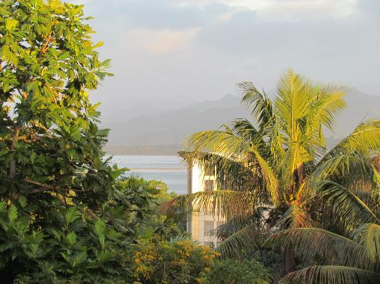 Peninsula International Hotel : view from my room