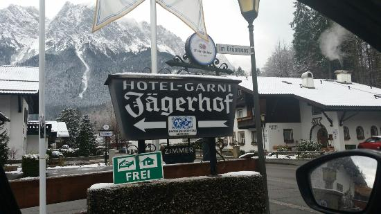 Hotel Garni Jagerhof