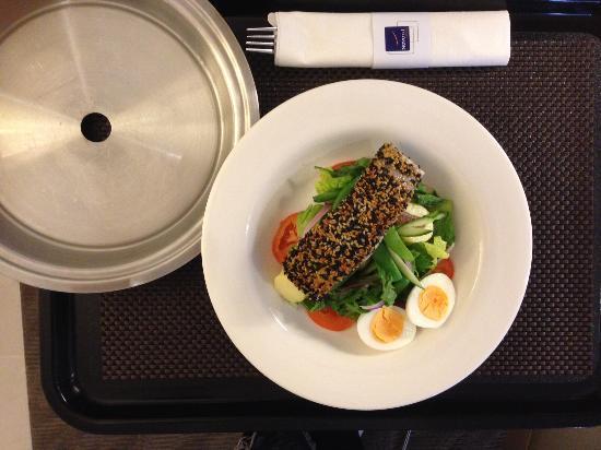Novotel Sydney Rooty Hill: My wonderful meal