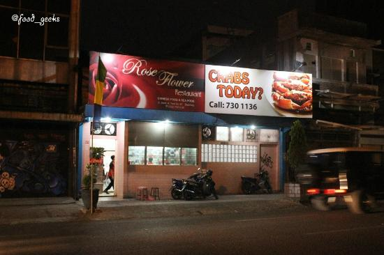 Rose Flower Restaurant