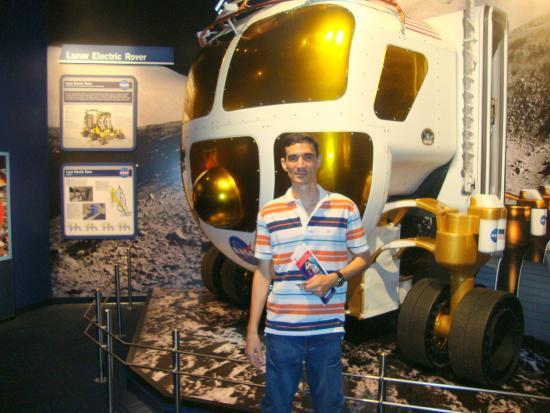 NASA Ames Visitor Center: Nasa