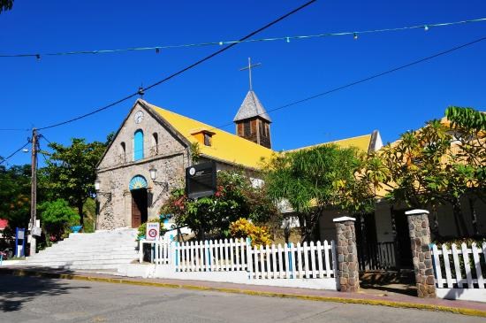 Eglise De Terre De Haut  Photo De Les Saintes Guadeloupe  Tripadvisor