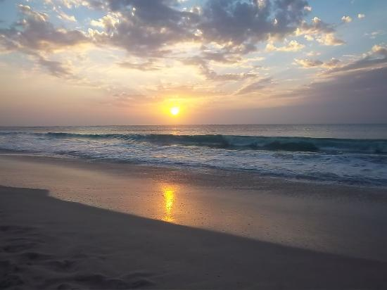 Clubhotel Riu Karamboa : Lovely sunsets