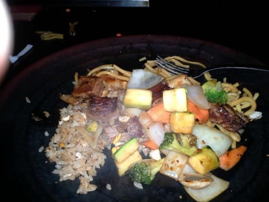 Dao Sushi & Grill : Steak & Scallops - So Good!!