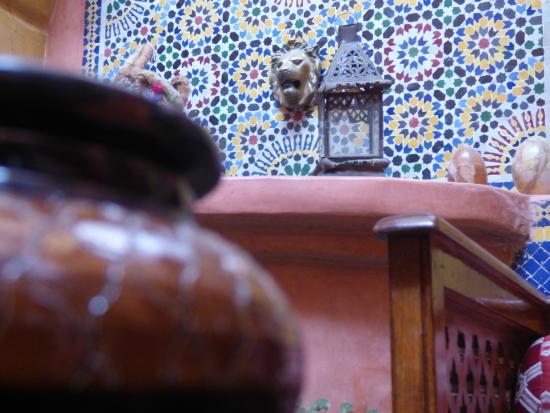Riad Massin: relax y descanso