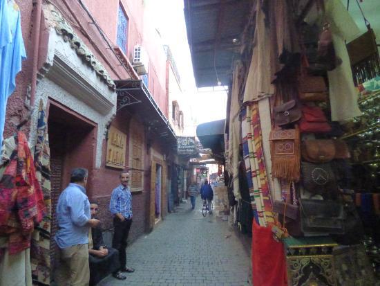 Riad Massin: los mercados