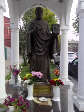 Monument to Saint Nicholas