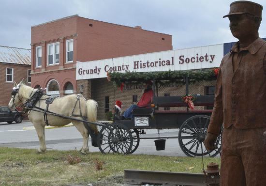 Grundy County Historical Society Heritage Center