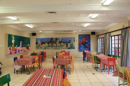 Pumula Beach Hotel: Kids Dining Room