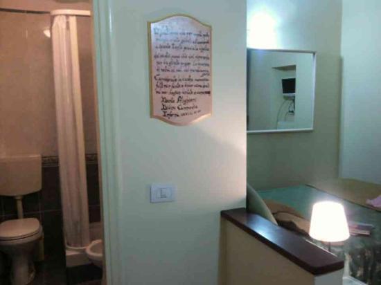 Relais Dante e Beatrice: Habitación Ulisse