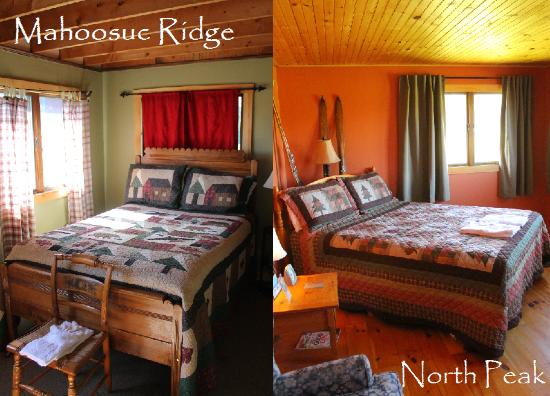 Mahoosuc Inn: Offering rooms with private or shared baths.