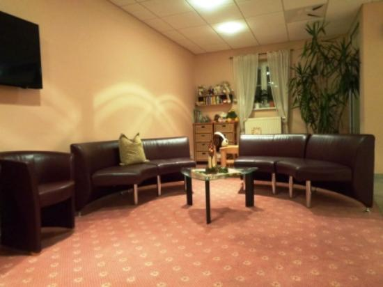 Hotel Rathener Hof: Lobby
