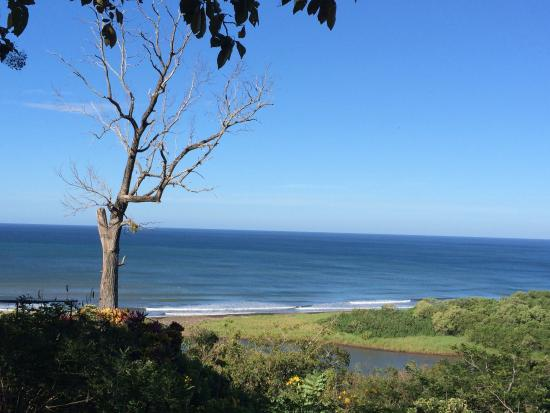 Hotel Boutique Lagarta Lodge: the View today
