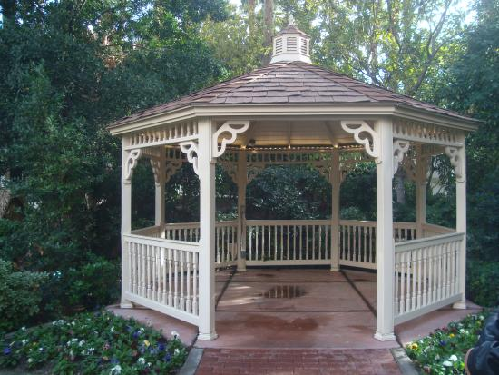 garden chapel at the flamingo romantico - Garden Chapel