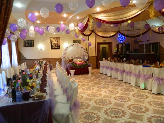 Zhukovsky wedding venues