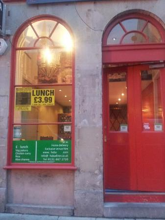 West Nicolson Street Restaurants