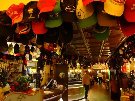 Interior do Ristorante Bavaria Fest, em Marcon