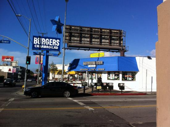 Photo of American Restaurant AstroBurger at 5601 Melrose Ave, Los Angeles, CA 90038, United States