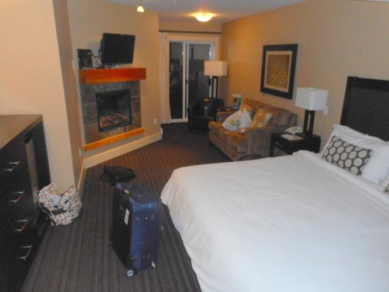 Pacific Shores Resort and Spa: Hotel suite