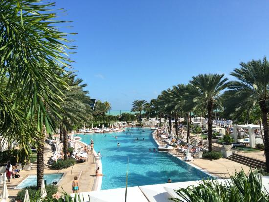 pool picture of fontainebleau miami beach miami beach tripadvisor. Black Bedroom Furniture Sets. Home Design Ideas