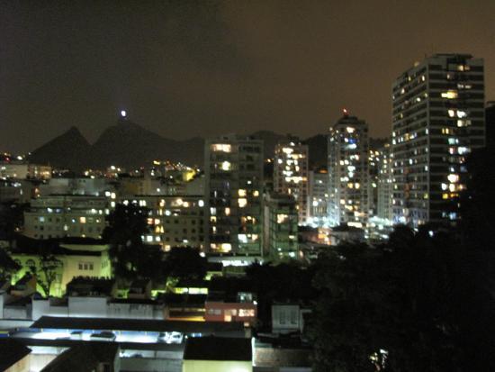 Scorial Rio Hotel: Vista do Cristo