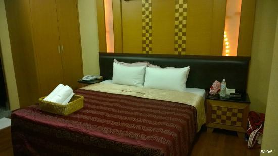 Yuhao Hotel: 室內