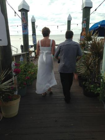 Palm Street Pier Restaurant and Bar : Time to celebrate!