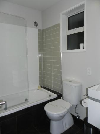 315 Motel Riccarton: Bathroom (Studio Suite)