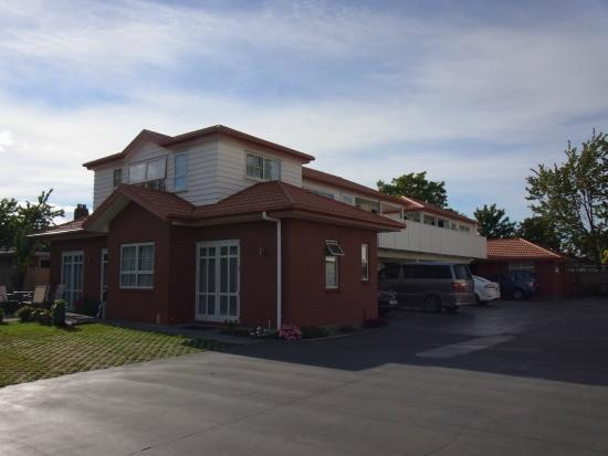 315 Motel Riccarton: The motel