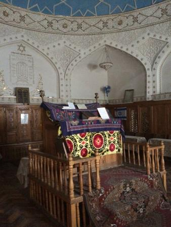 Gumbaz Synagogue