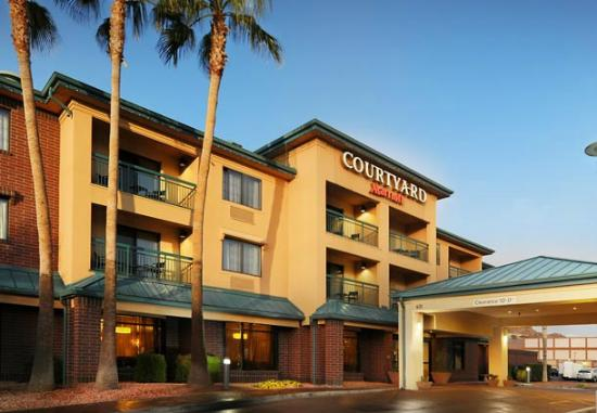 Courtyard Tempe Downtown: Courtyard Marriott Tempe AZ