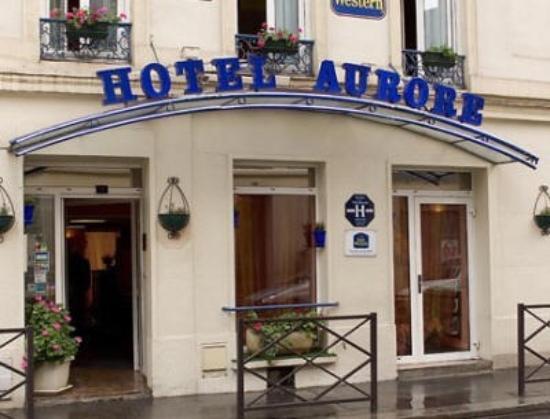 Best Western Aurore : Western Aurore Hotel , in Paris