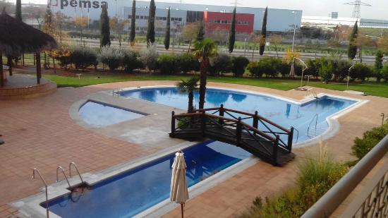 Spa picture of isla de la garena hotel alcala de - Spas en alcala de henares ...