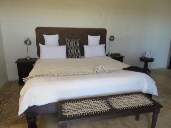 River Crossing Lodge: chambre