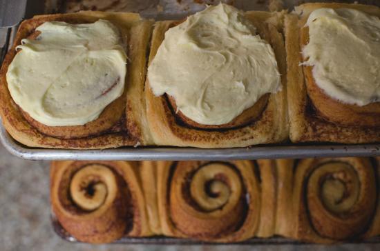 Stick Boy Bread Co: Yummy Cinnamon Rolls