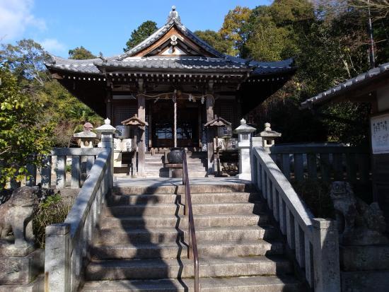 Shotengu Saikoji Temple