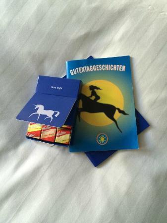 Hotel Limmatblick: caramelline!molto buone!