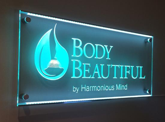 Body Beautiful Day Spa : Reception