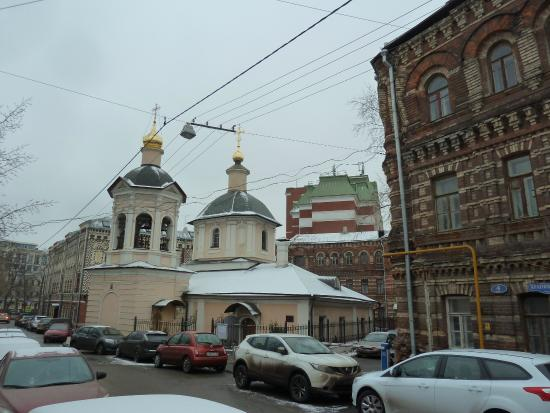 ‪Church of St. Sergius of Radonezh in Krapivniki‬