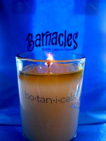 Barnacle Restaurant : All natural Products