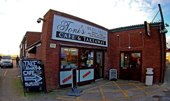 Toni's Cafe