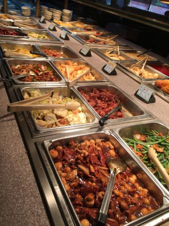 Lee garden chinese restaurant tampa restaurant reviews for Asian cuisine buffet