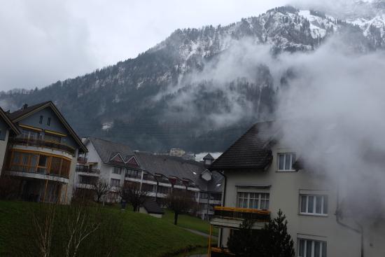 Swiss Holiday Park: window view