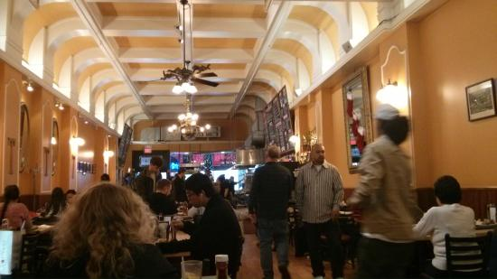 Tad's Steakhouse : Salão