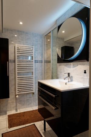 Chambres d'hotes Autun : Salle de bain