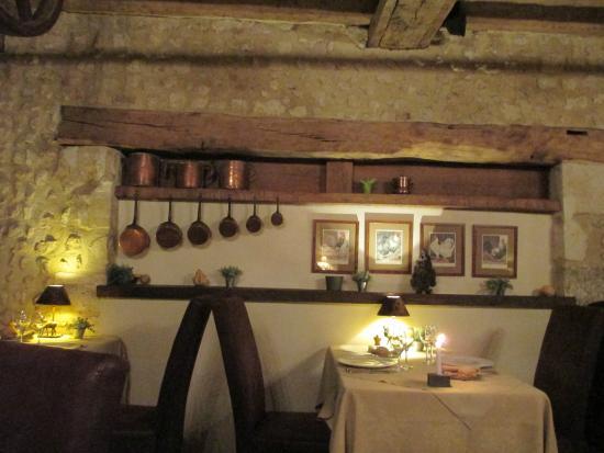Moulin de Villeray : Restaurant
