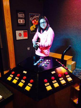 Creative Discovery Museum: Studio time
