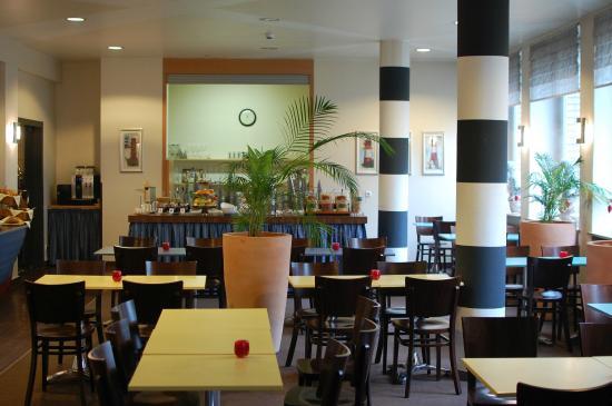 Hotel Stella Maris: dining room