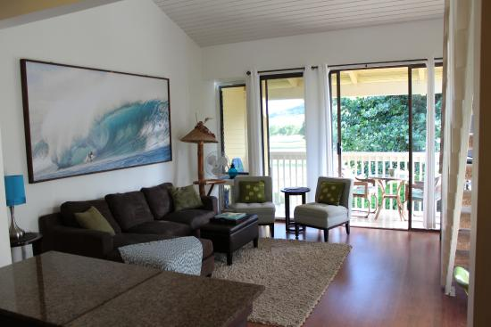 Turtle Bay Condos: Looking out